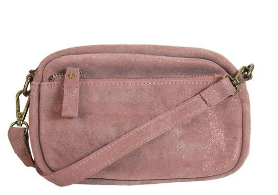Petit sac Morgane - vieux rose
