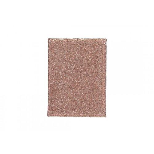 Porte-carte - Glitter rose