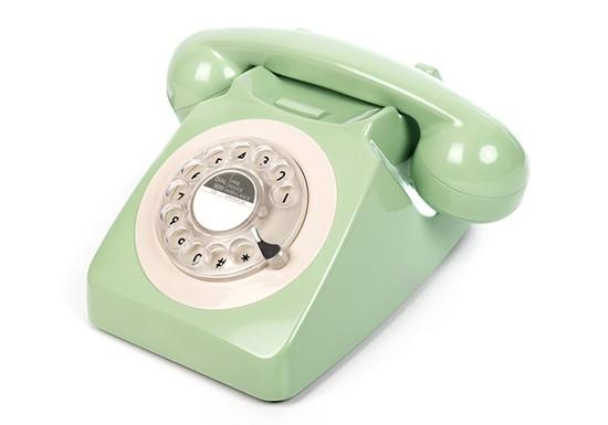 Téléphone Rotary mint