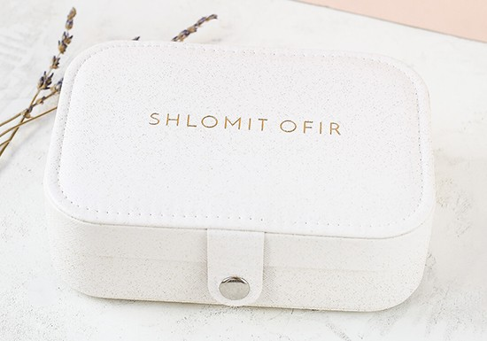 Boîte à bijoux Shlomit Ofir