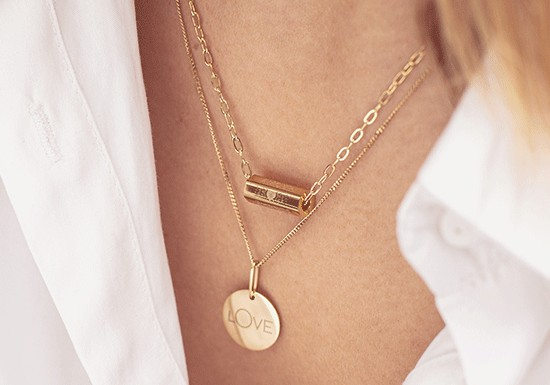 Collier Mantra