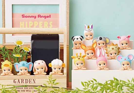 Sonny Angel Hippers