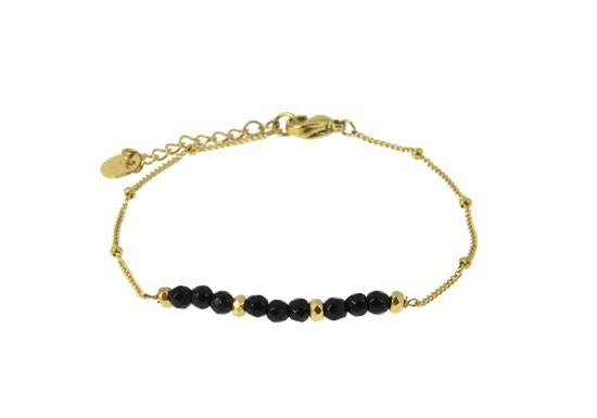 Bracelet Anaïs onyx