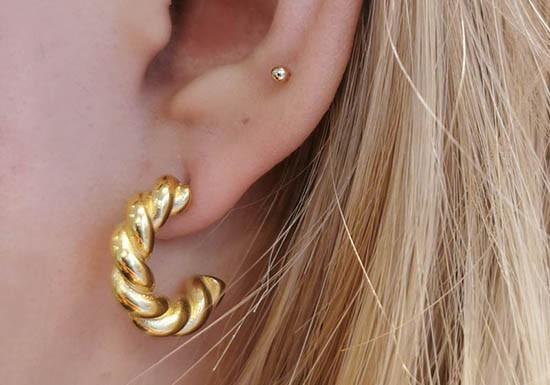 Boucles d'oreilles Sarah