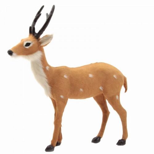 Cerf marron