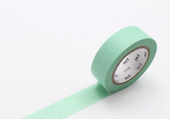 Masking Tape déco - Asanoha shuaka