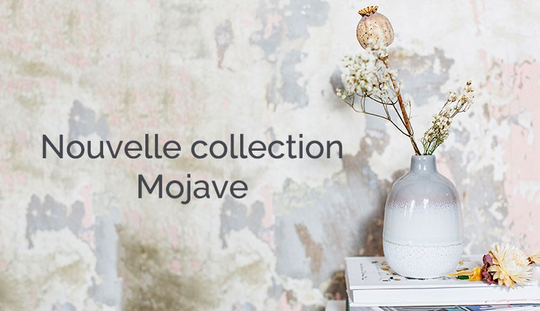 Nouvelle collection Mojave
