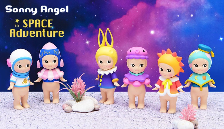 Sonny Angel Space Adventure