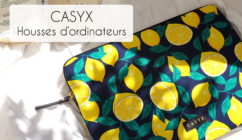 Casyx housses ordinateurs